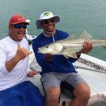 March Snook fishing with Dak Prescott